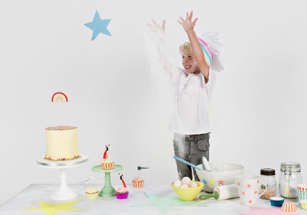 Astuces et idées pour organiser un anniversaire enfant avec l'aide des parents.