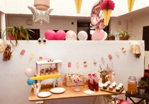 Un anniversaire Ice Cream Party